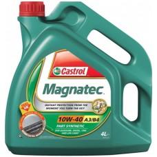 Купить Моторное масло (полусинтетическое) Castrol Magnatec 10W-40 A3/B4 4л в Интернет магазин запчастей АСПК / Auto Spare Parts Kiev - Aspk.In.Ua