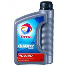 Купить Моторное масло (полусинтетическое) Total Quartz 7000 10W-40 1л в Интернет магазин запчастей АСПК / Auto Spare Parts Kiev - Aspk.In.Ua