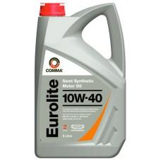 Купить Моторное масло (полусинтетическое) Comma EUROLITE 10W-40 5л в Интернет магазин запчастей АСПК / Auto Spare Parts Kiev - Aspk.In.Ua