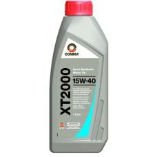 Купить Моторное масло (полусинтетическое) Comma XT2000 15W-40 1л в Интернет магазин запчастей АСПК / Auto Spare Parts Kiev - Aspk.In.Ua