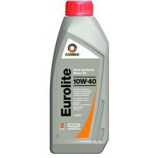 Купить Моторное масло (полусинтетическое) Comma EUROLITE 10W-40 1л в Интернет магазин запчастей АСПК / Auto Spare Parts Kiev - Aspk.In.Ua