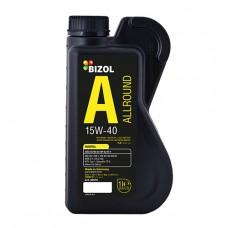 Купить Минеральное моторное масло - BIZOL Allround 15W-40 1л в Интернет магазин запчастей АСПК / Auto Spare Parts Kiev - Aspk.In.Ua