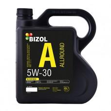 Купить Синтетическое моторное масло - BIZOL Allround 5W-30 4л в Интернет магазин запчастей АСПК / Auto Spare Parts Kiev - Aspk.In.Ua
